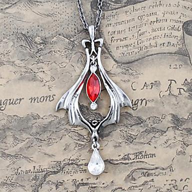 Šperky Gothic Lolita Náhrdelník Lolita Lolita Příslušenství Náhrdelník Patchwork Pro Umělé drahokamy Slitina