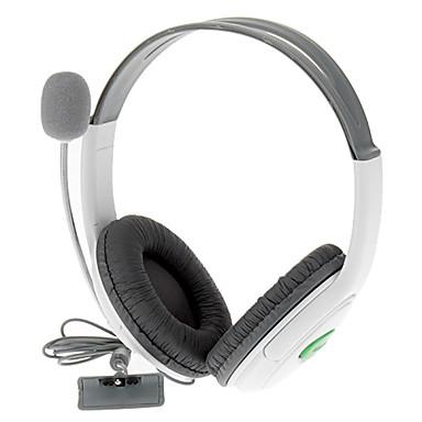 Cablu Căști Pentru Xbox 360 . Căști MetalPistol / ABS 1 pcs unitate