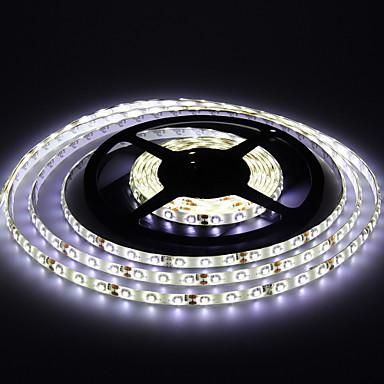ZDM® 5m Dizili Işıklar 300 LED'ler SMD 2835 Sıcak Beyaz / Serin Beyaz Su Geçirmez / Kesilebilir / Dekorotif 12 V 1pc