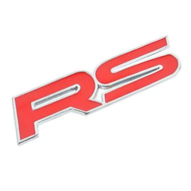 RT Metal RS autocolant