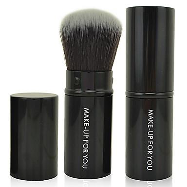 1pcs Makeup Bürsten Professional Puderpinsel Künstliches Haar / Kunstfaser Pinsel Antibakteriell