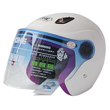 836-R High-Quality Ultraviolet-Proof Half Face Helmet