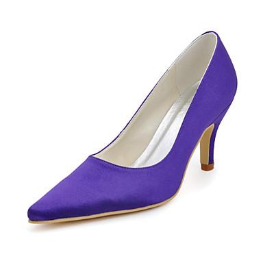 9b6efceb62 Dámské - Svatební obuv - Podpatky - Lodičky - Svatba -Černá   Modrá   Žlutá