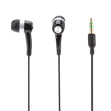 SX658 V uchu Kabel Sluchátka Dynamický Plastický Mobilní telefon Sluchátko Sluchátka