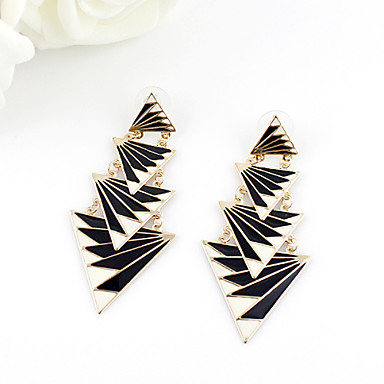 Kayshine Fashion Triangles  Earrings