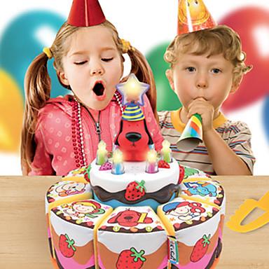 My Singing Birthday Cake Toy