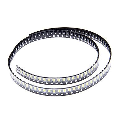 diy 3020smd 1000-2500mcd 6000-6500k kühlen weißes licht led-chip (2,8-3,6 v / 100 stücke)