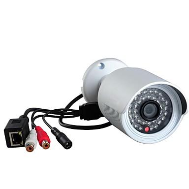 poe (Macht über Ethernet) ipcc onvif 2.2 1mp p2p h.264 ir-Schnitt mini wasserdichte IP-Kamera