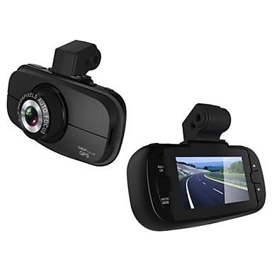 2.7 inch, 140 Degree Wide Angle View Car DVR Super Night Vision cu microfon încorporat