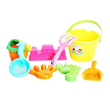 voordelige water Speeltjes-8 Stuks Kleurrijke Thicken Zand Speeltoestel voor kinderen