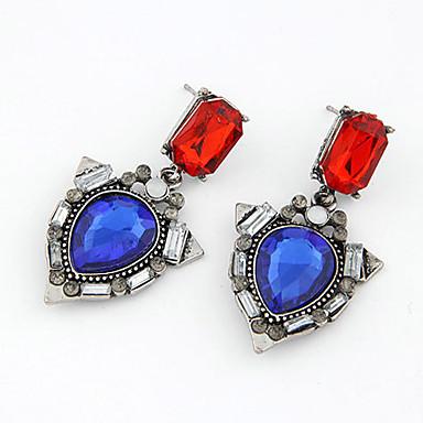 Earring Stud Earrings / Drop Earrings Jewelry Women Alloy 2pcs Silver