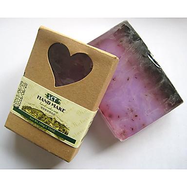 Tianxuan Handmade Lithospermum Essential Oil Soap Moisturizing Anti-Akne-100g