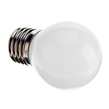 1pc 3 W 120-150 lm E26 / E27 LED Kugelbirnen G45 9 LED-Perlen SMD 2835 Dekorativ Weiß 220-240 V / RoHs
