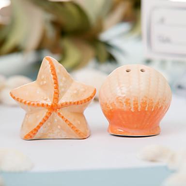 Γάμου / Πάρτι πριν το Γάμο Κεραμικό Εργαλεία Κουζίνας Παραλία Θέμα - 2 pcs