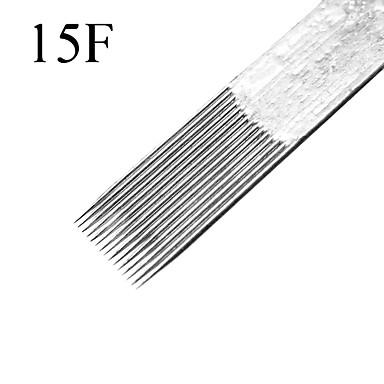 50pcs/Box 15F Tattoo Nadeln