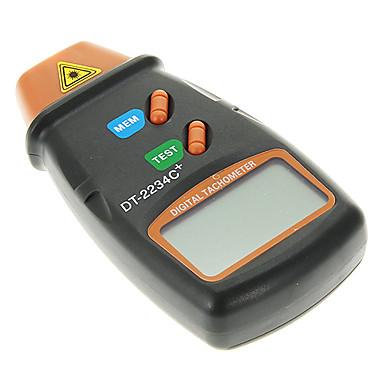 Digitale Laser Photo Tachometer nicht Kontakt RPM Tach Meter-Motordrehzahlmesser USA