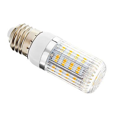 4W E14 GU10 E26/E27 LED 콘 조명 T 36 LED가 SMD 5730 밝기조절가능 따뜻한 화이트 300lm 2700-3500K AC 220-240V