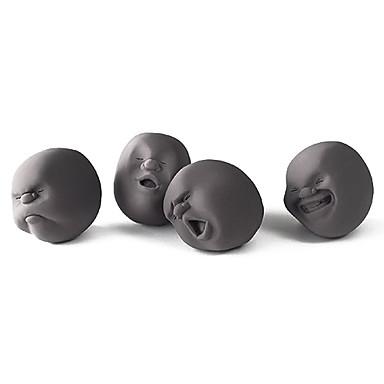 LT.Squishies Knautsch-Spielzeug / Zum Stress-Abbau Büro Schreibtisch Spielzeug / Stress und Angst Relief / Neuartige Gummi 1pcs Stücke