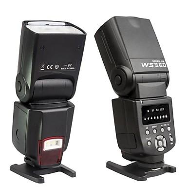 Wansen D700 D90 Blitz Cameră Foto Locaș Atașare Blitz
