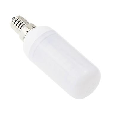 6W E14 LED-kolbepærer T 36 SMD 5730 450 lm Varm hvid Vekselstrøm 220-240 V