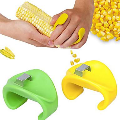 plastični kukuruz piling alat (boja slučajna)