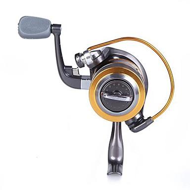 Mulinete de Pescuit Spinning Reels Omjer prijenosa+8.0 Kugličnim ležajevima Hand Orijentacija zamjenjivi Ljevak Dešnjak Morski ribolov