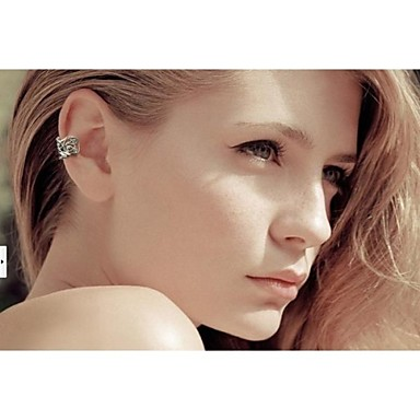 Ear Cuffs Alloy Silver Jewelry Wedding Party Daily Casual Sports