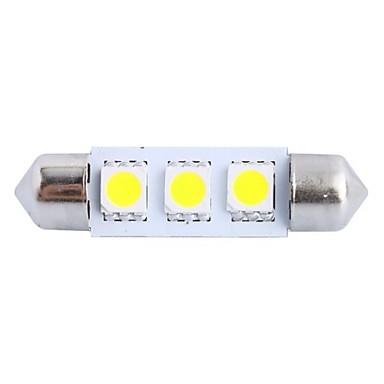 SO.K 1 Stück Auto Leuchtbirnen 0.6 W SMD LED- Innenbeleuchtung