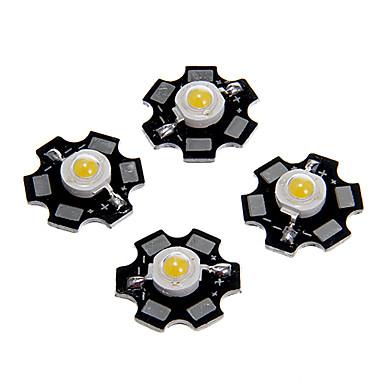 100-120 LED-Chip Aluminium 1W