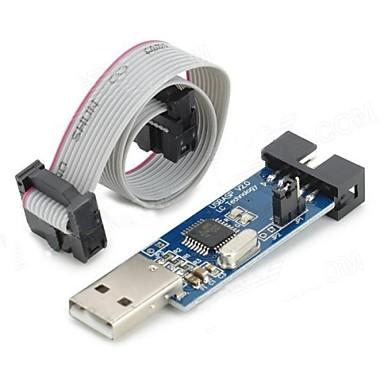 ATMega8 AVR Programmer - Deep Blue