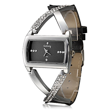 Buy Women's Watch Fashionable Cross Style Diamante Decoration Cool Watches Strap Unique