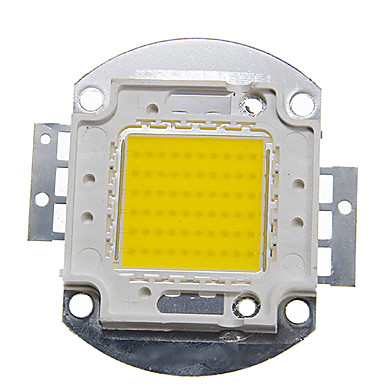 Integrated LED 5000-6000 LED Chip Aluminum 60W