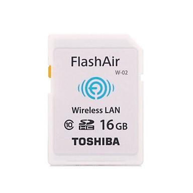 Toshiba 16 GB Wifi karta SD Paměťová karta Class10 Flash air