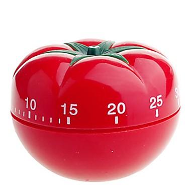 Tomato styl Kuchyně Příprava jídel pečení a vaření Countdown Připomenutí Timer
