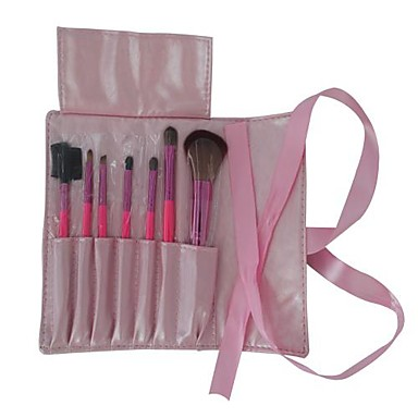 7 Makeup Brush Set Synthetic Hair Pony Goat Hair High Quality Daily High Quality Middle Brush Classic Small Brush