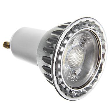 560 lm GU10 LED-spotlys leds COB Dæmpbar Varm hvid AC 220-240V