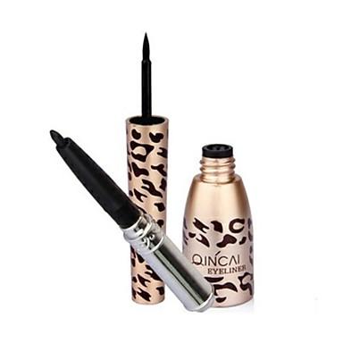 Professional Leopard Makeup Black Waterproof Eyeliner Liquid + Eyeliner Pencil 1926#