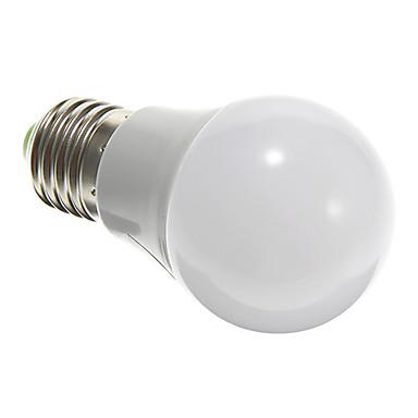 450lm E26 / E27 LED Globe Bulbs 8 LED Beads SMD 5730 Warm White / Cold White 220-240V