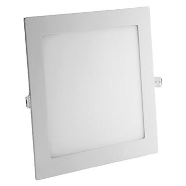 1610 lm LED Recessed Lights 90 leds SMD 2835 Warm White AC 85-265V