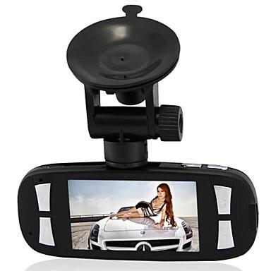 Full HD 1080p 120 stupnjeva Objektiv Car kamere 2,7 inčni zaslon G1W Car DVR