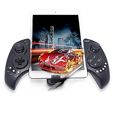 voordelige Smartphone gaming-accessoires-ipega pg9023 draadloze gamecontroller voor tablet / smartphone, ondersteuning voor fortiet, bluetooth mini / gaming-handgreep spelbesturing abs 1 pcs unit