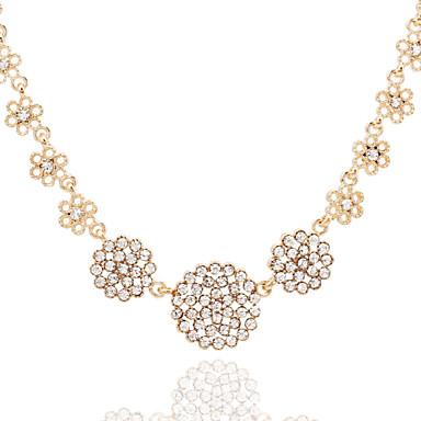 a jimei női ezüst ékszer nyaklánc klasszikus női stílusban