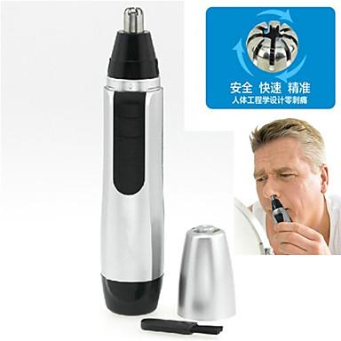 nez électrique oreille pilosité faciale tondeuse propre rasoir tondeuse haute sécurité (alimenté par une pile AA)