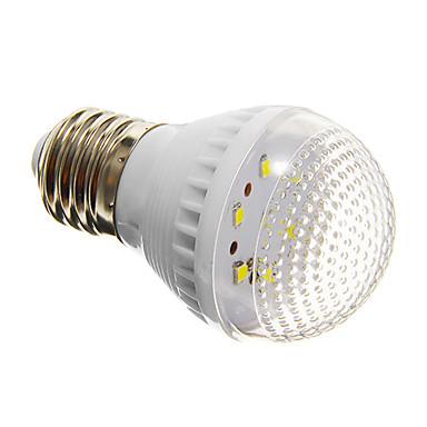 1pc 2 W 100-150 lm E26 / E27 LED Kugelbirnen G45 7 LED-Perlen SMD 2835 Dekorativ Kühles Weiß 220-240 V / RoHs