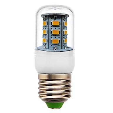 350 lm E26/E27 LED Mais-Birnen T 24 Leds SMD 5730 Dekorativ Warmes Weiß Wechselstrom 220-240V