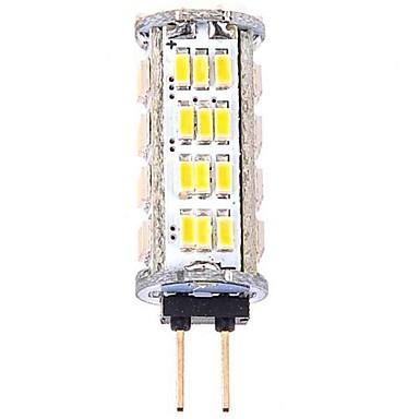 G4 LED лампы типа Корн T 57 светодиоды SMD 3014 Холодный белый 360lm 6000-6500K DC 12 AC 12V