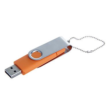 ZP 32 Гб флешка диск USB USB 2.0 / Micro USB пластик Вращающийся