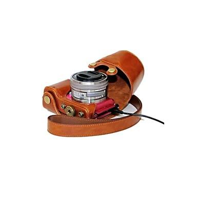 piele dengpin® camera de protecție caz acoperire sac de stil de încărcare pentru Sony alfa a5000 a5100 İlçe-5100l-nex 3n