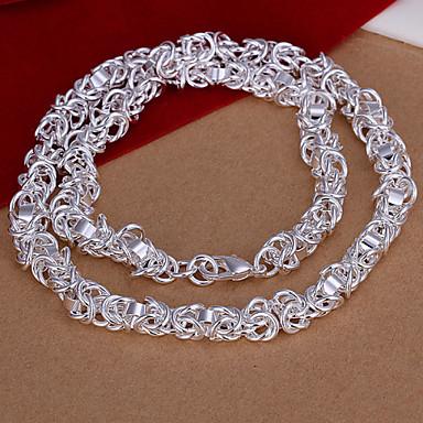vilin dames zilveren ketting huwelijksfeest elegante vrouwelijke stijl