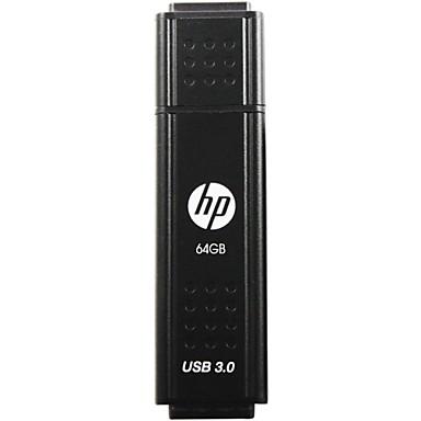 HP черный джаз x705w 64gb USB3.0 флэш-диск